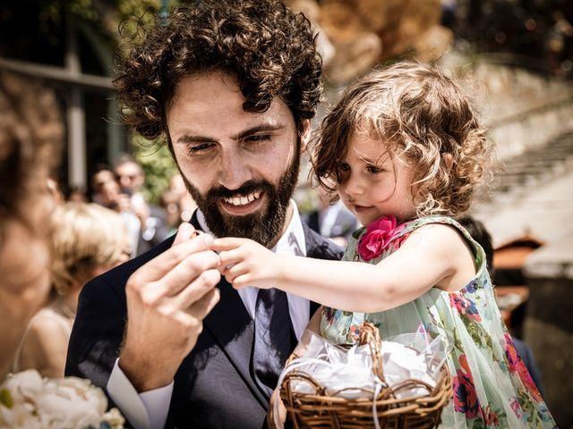 Il matrimonio di Enzo e Anna a Praiano, Salerno 43