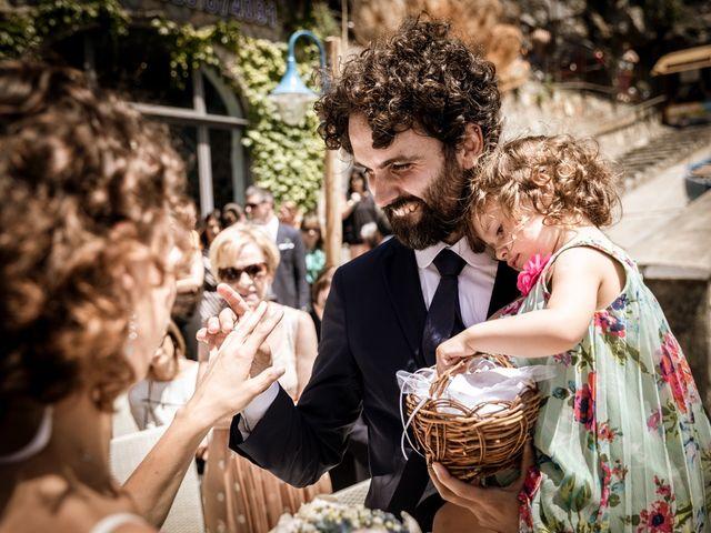 Il matrimonio di Enzo e Anna a Praiano, Salerno 44