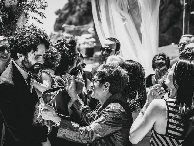 Il matrimonio di Enzo e Anna a Praiano, Salerno 53