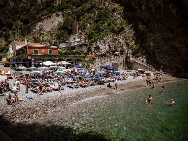 Il matrimonio di Enzo e Anna a Praiano, Salerno 56