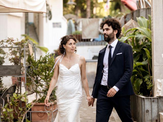 Il matrimonio di Enzo e Anna a Praiano, Salerno 60