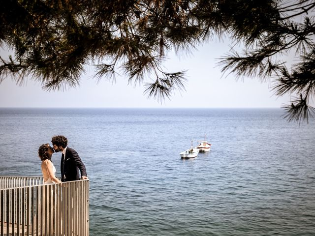 Il matrimonio di Enzo e Anna a Praiano, Salerno 63