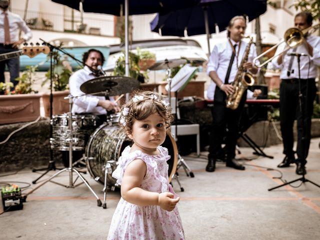 Il matrimonio di Enzo e Anna a Praiano, Salerno 79