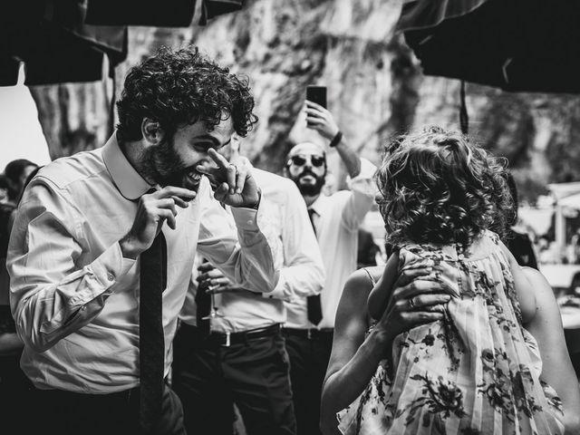 Il matrimonio di Enzo e Anna a Praiano, Salerno 84