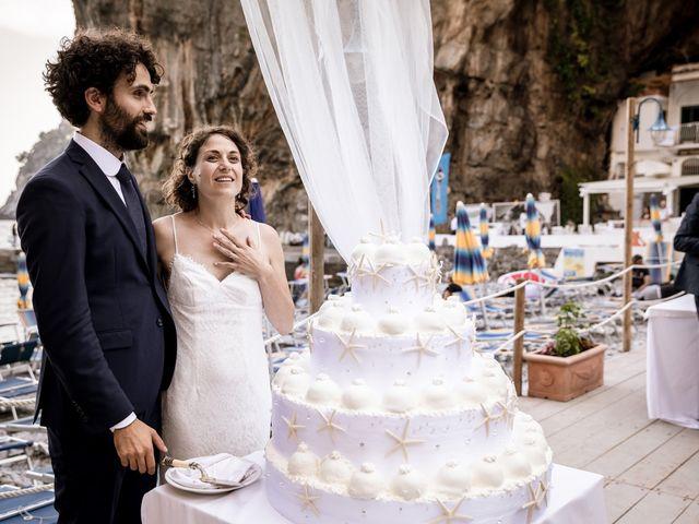 Il matrimonio di Enzo e Anna a Praiano, Salerno 94