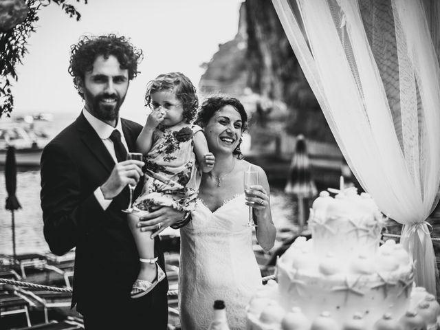 Il matrimonio di Enzo e Anna a Praiano, Salerno 97