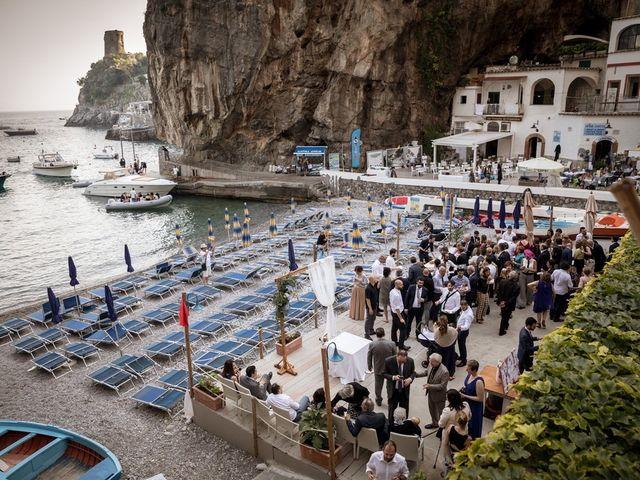 Il matrimonio di Enzo e Anna a Praiano, Salerno 98