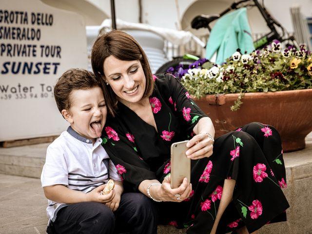 Il matrimonio di Enzo e Anna a Praiano, Salerno 100