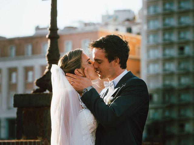 le nozze di Martina e Raf
