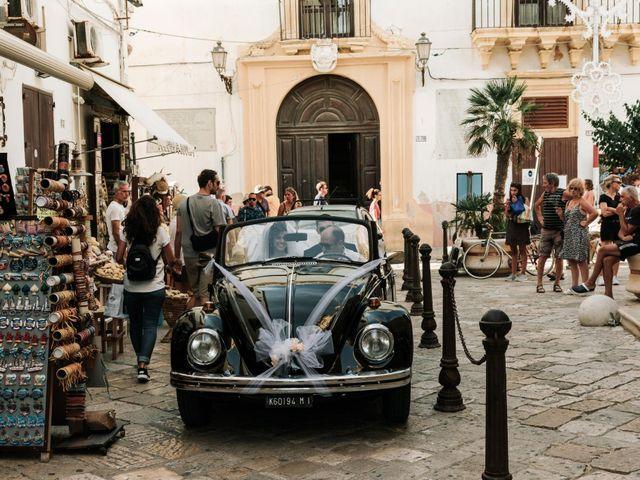 Il matrimonio di Matteo e Francesca a Gallipoli, Lecce 20