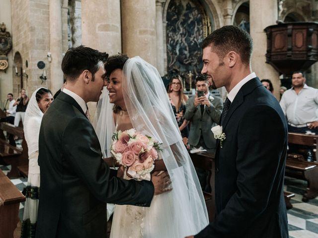 Il matrimonio di Matteo e Francesca a Gallipoli, Lecce 23