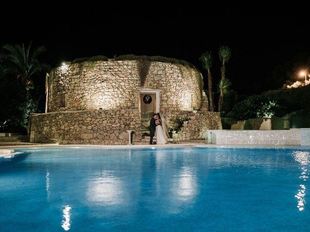 Il matrimonio di Matteo e Francesca a Gallipoli, Lecce 35