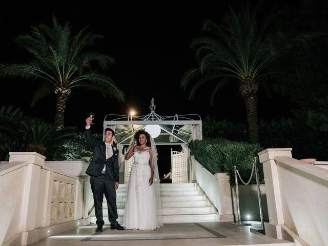 Il matrimonio di Matteo e Francesca a Gallipoli, Lecce 36