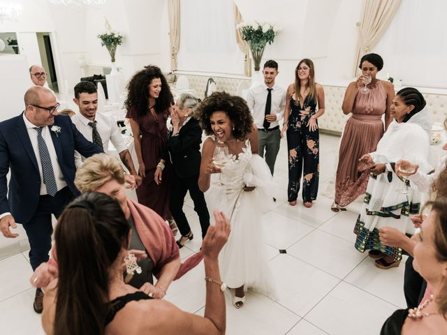 Il matrimonio di Matteo e Francesca a Gallipoli, Lecce 40