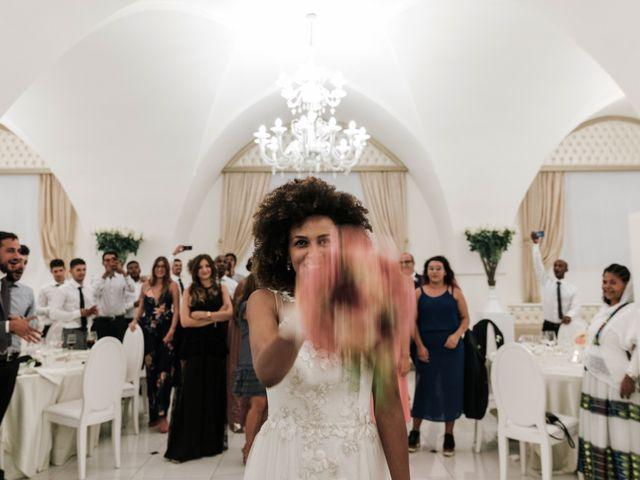 Il matrimonio di Matteo e Francesca a Gallipoli, Lecce 43