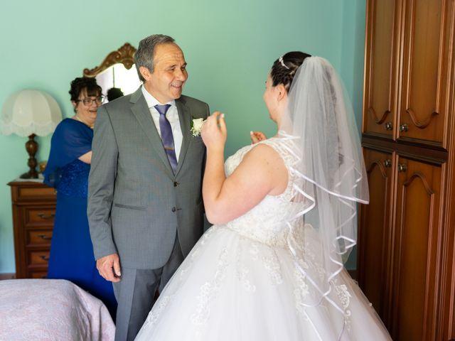 Il matrimonio di Omar e Marica a Endine Gaiano, Bergamo 13