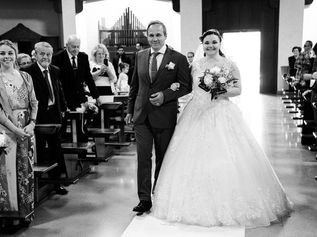 Il matrimonio di Omar e Marica a Endine Gaiano, Bergamo 26