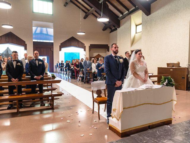 Il matrimonio di Omar e Marica a Endine Gaiano, Bergamo 27