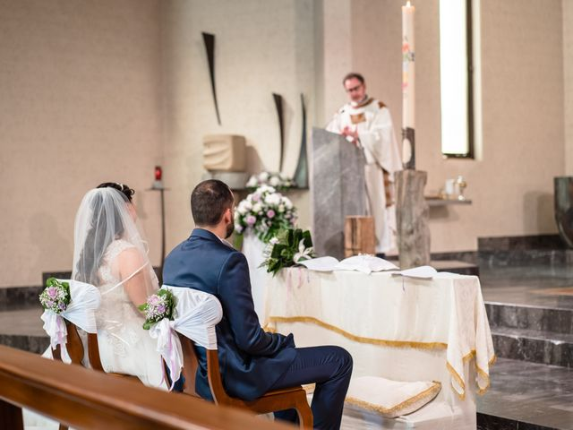 Il matrimonio di Omar e Marica a Endine Gaiano, Bergamo 32