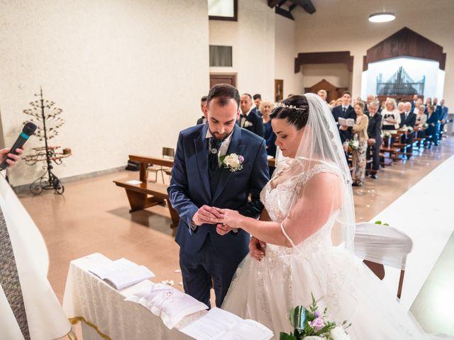 Il matrimonio di Omar e Marica a Endine Gaiano, Bergamo 33