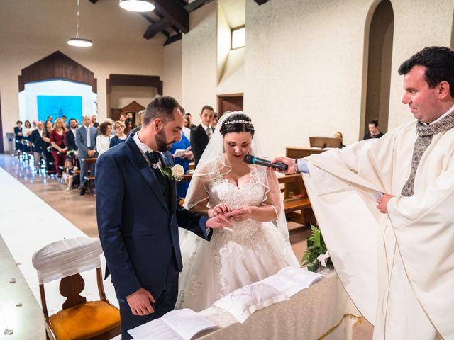 Il matrimonio di Omar e Marica a Endine Gaiano, Bergamo 34