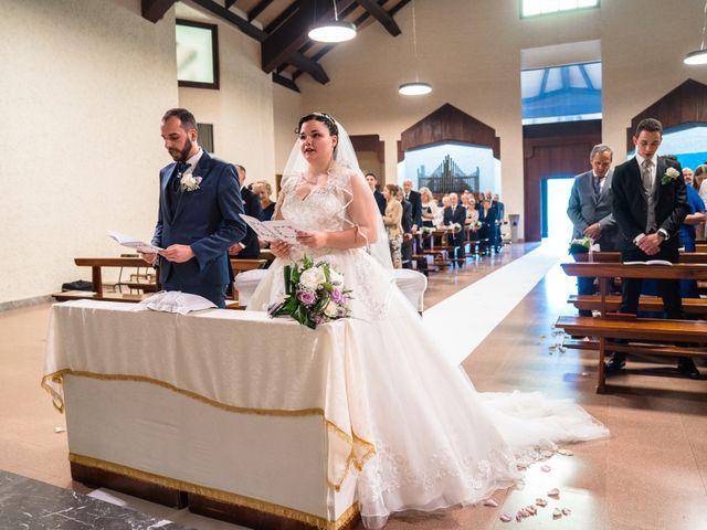 Il matrimonio di Omar e Marica a Endine Gaiano, Bergamo 35
