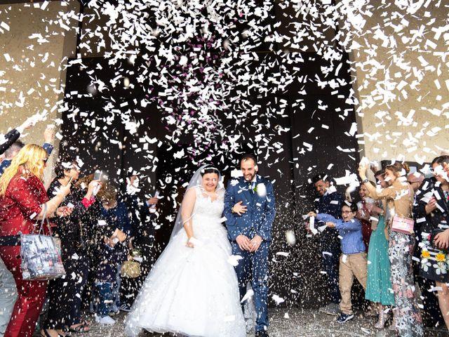 Il matrimonio di Omar e Marica a Endine Gaiano, Bergamo 37
