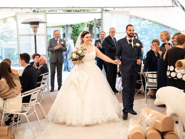 Il matrimonio di Omar e Marica a Endine Gaiano, Bergamo 47