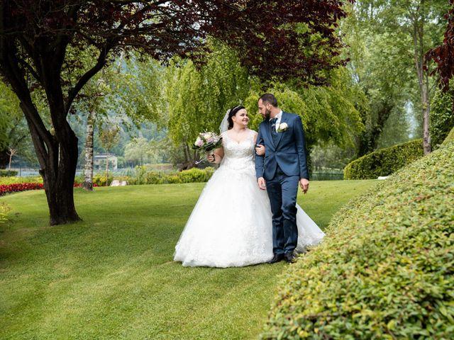 Il matrimonio di Omar e Marica a Endine Gaiano, Bergamo 48