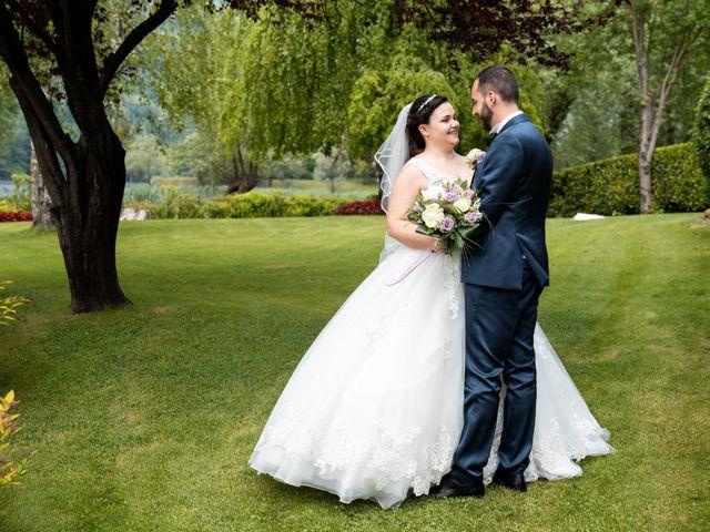 Il matrimonio di Omar e Marica a Endine Gaiano, Bergamo 49