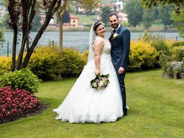 Il matrimonio di Omar e Marica a Endine Gaiano, Bergamo 50