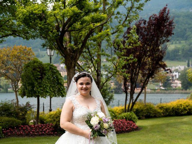 Il matrimonio di Omar e Marica a Endine Gaiano, Bergamo 52