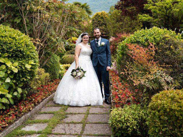 Il matrimonio di Omar e Marica a Endine Gaiano, Bergamo 53