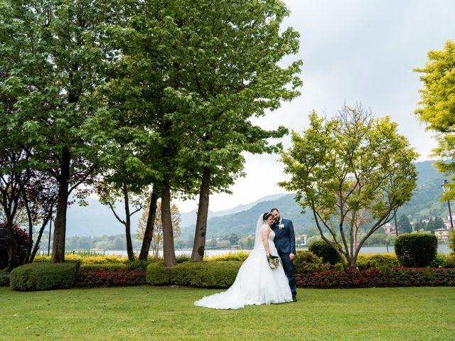 Il matrimonio di Omar e Marica a Endine Gaiano, Bergamo 55
