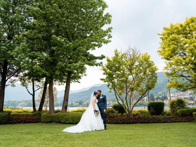 Il matrimonio di Omar e Marica a Endine Gaiano, Bergamo 56