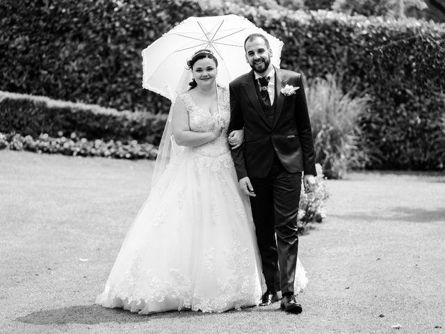 Il matrimonio di Omar e Marica a Endine Gaiano, Bergamo 2