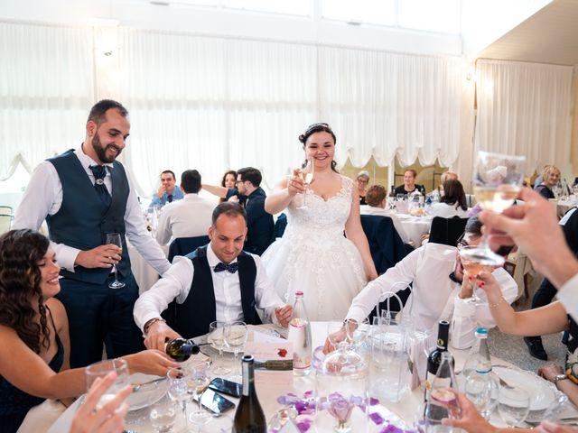 Il matrimonio di Omar e Marica a Endine Gaiano, Bergamo 60