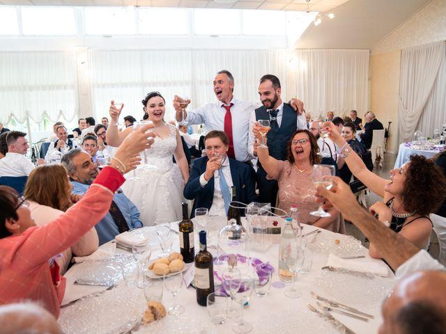 Il matrimonio di Omar e Marica a Endine Gaiano, Bergamo 62