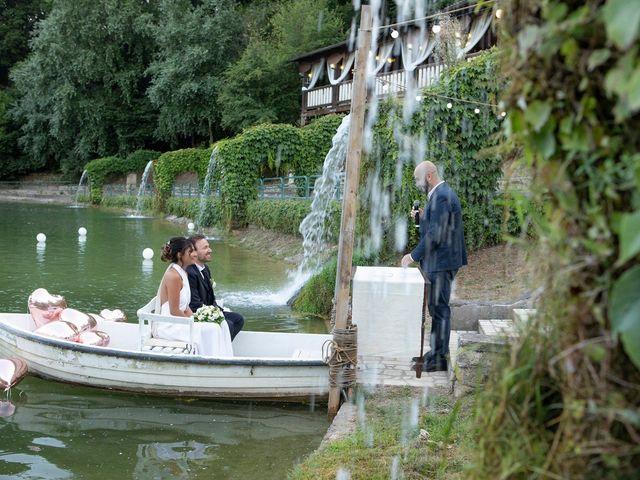Il matrimonio di Marco e Leandra a Tivoli, Roma 2