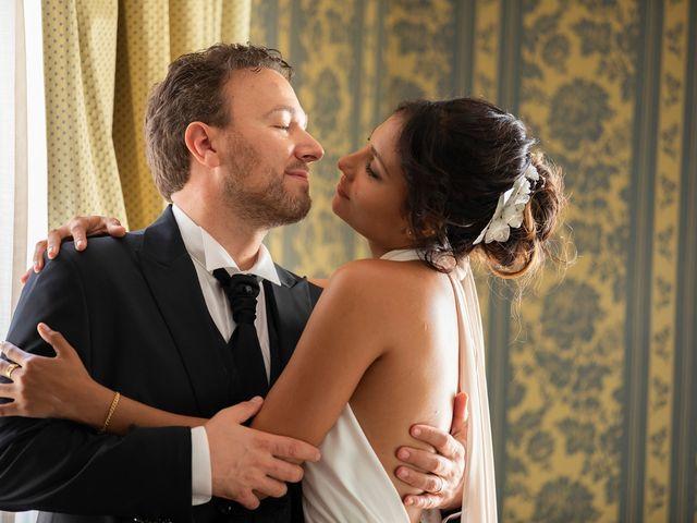 Il matrimonio di Marco e Leandra a Tivoli, Roma 4