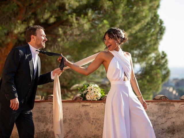 Il matrimonio di Marco e Leandra a Tivoli, Roma 5