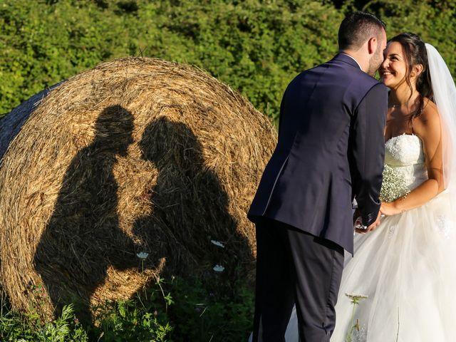 Il matrimonio di Salvatore e Dalila a Rapallo, Genova 2