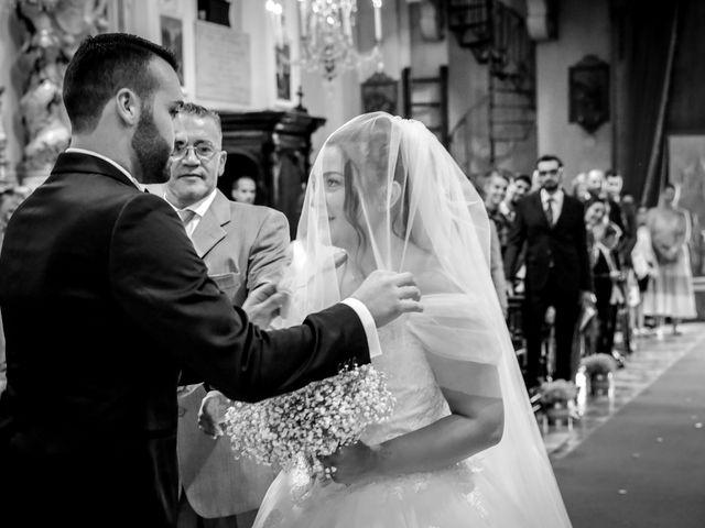 Il matrimonio di Salvatore e Dalila a Rapallo, Genova 10
