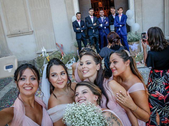 Il matrimonio di Salvatore e Dalila a Rapallo, Genova 16