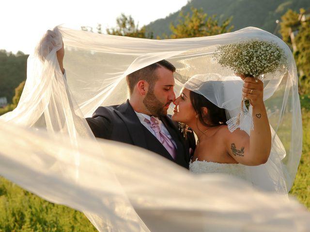 Il matrimonio di Salvatore e Dalila a Rapallo, Genova 27