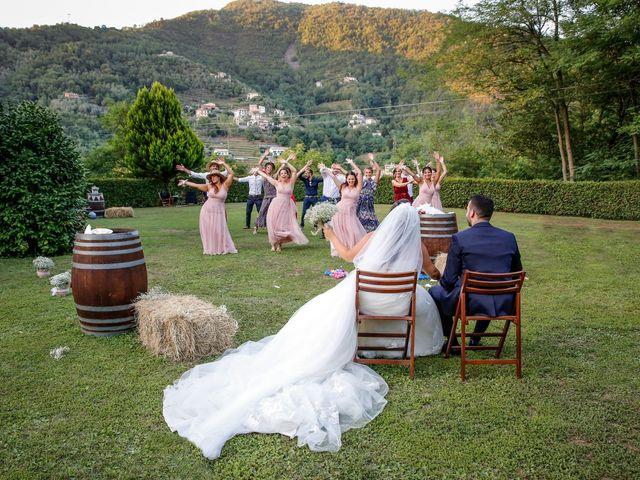 Il matrimonio di Salvatore e Dalila a Rapallo, Genova 31
