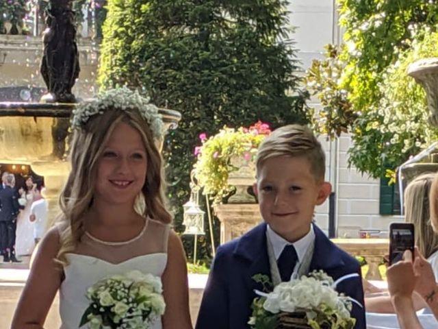 Il matrimonio di Daniela  e Mattia  a Gorgo al Monticano, Treviso 5