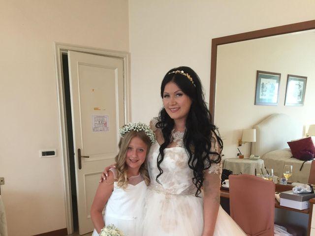 Il matrimonio di Daniela  e Mattia  a Gorgo al Monticano, Treviso 6