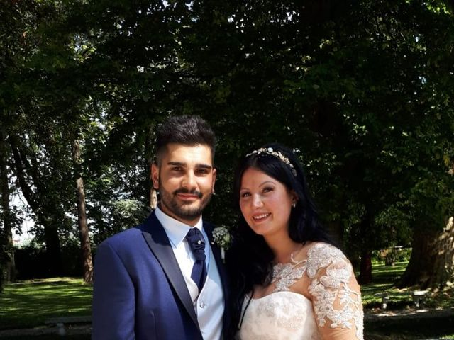 Il matrimonio di Daniela  e Mattia  a Gorgo al Monticano, Treviso 9