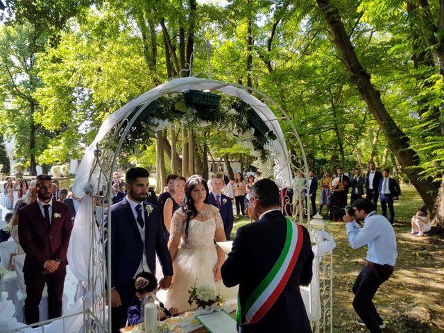 Il matrimonio di Daniela  e Mattia  a Gorgo al Monticano, Treviso 11